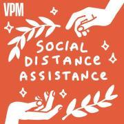 Social Distance Assistance logo