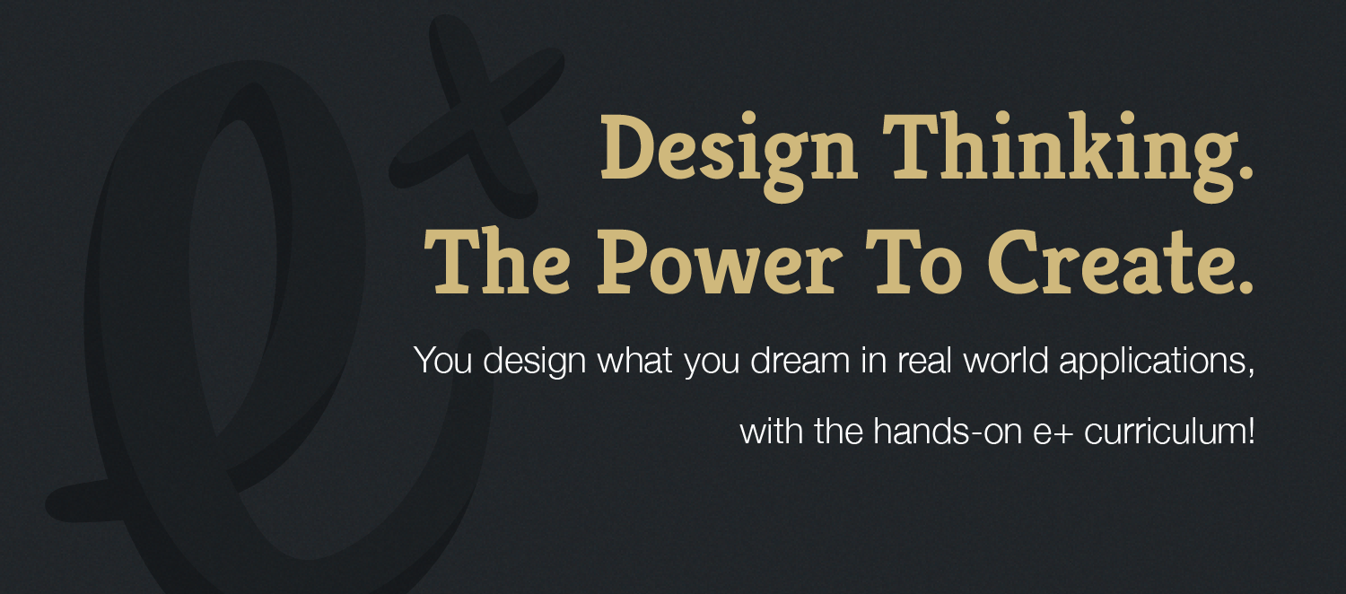 Design thinking. The power to create.