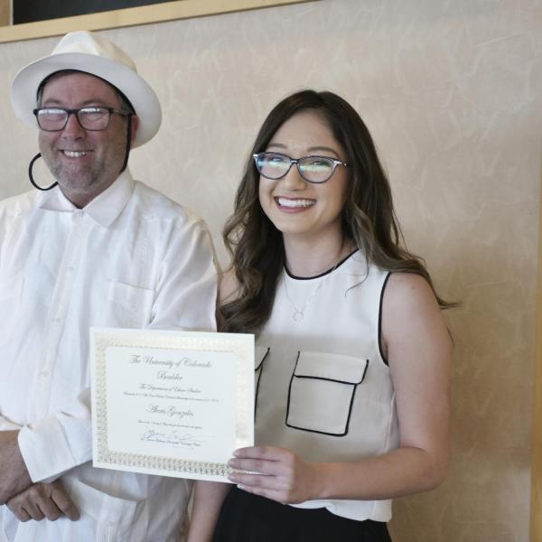 2018 Ella Cara Deloria Scholarship Recipient: Alexis Gonzalez