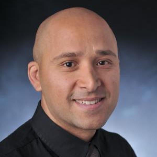 Professor Enrique Lopez