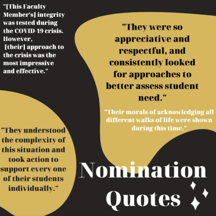 Upadhyay Award Nomination Quotes