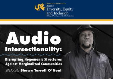 Shawn O'Neal Audio Intersectionality