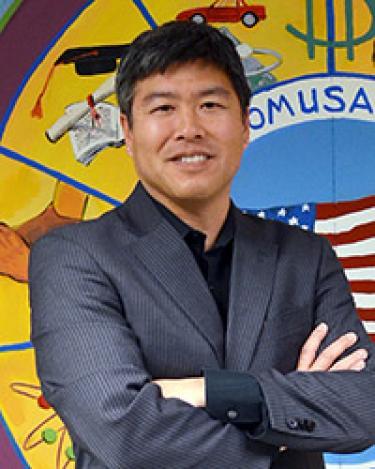 Professor Daryl Maeda