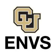 CU ENVS Logo