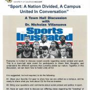 Nation Divided flyer