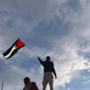 Palestine Solidarity Denver Rally photo
