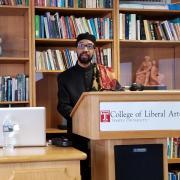 Rabaka Presentation at Temple