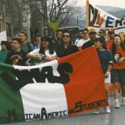 Chicano Student Rally