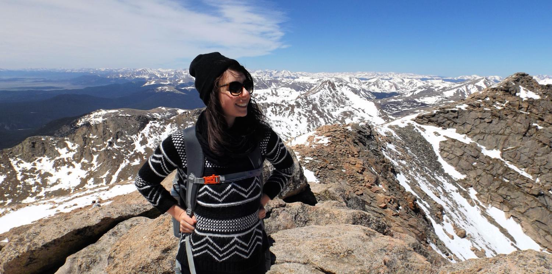 PhD candidate Lauren Magliozzi