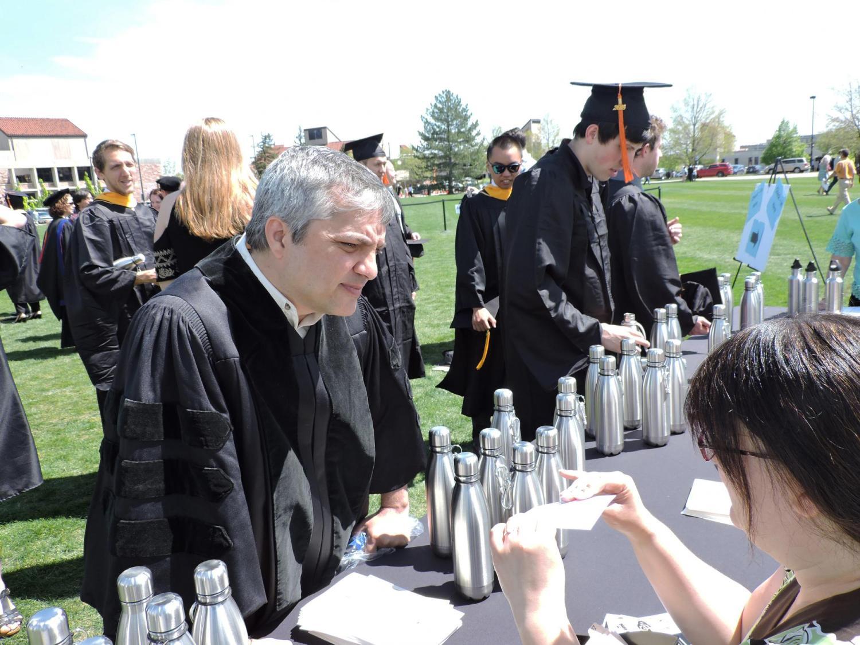 Spring 2018 EVEN Graduation
