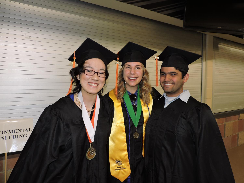 EVEN Graduation Spring 2016