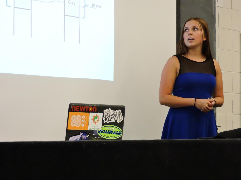 2015 Senior Design Presentations