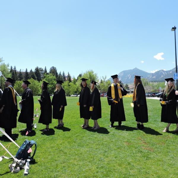 EVEN Graduation 2017