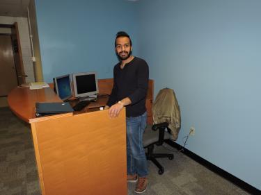 Faisal Aljar, Earn Learn Student