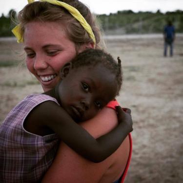 Haley Goddard Haiti