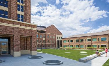 SEEC Courtyard