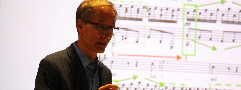 Professor Steve Bruns