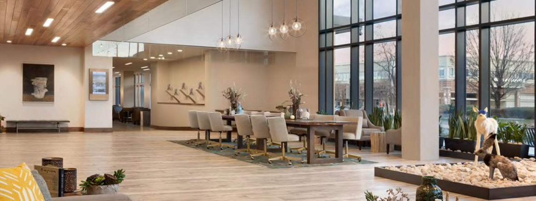 Embassy Suites Lobby Atrium