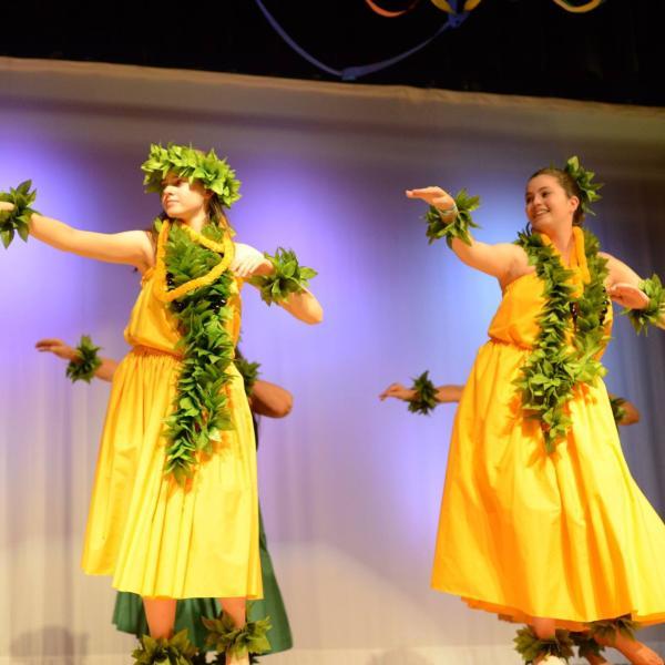 Hawaiian performance.