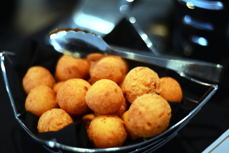 Brazilian cheese ball
