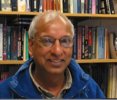 Sushil Atreya headshot