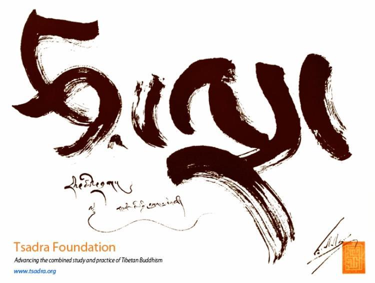Tsadra Logo