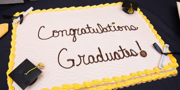 Commencement Cake