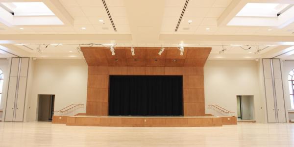 Glenn Miller Ballroom in the UMC