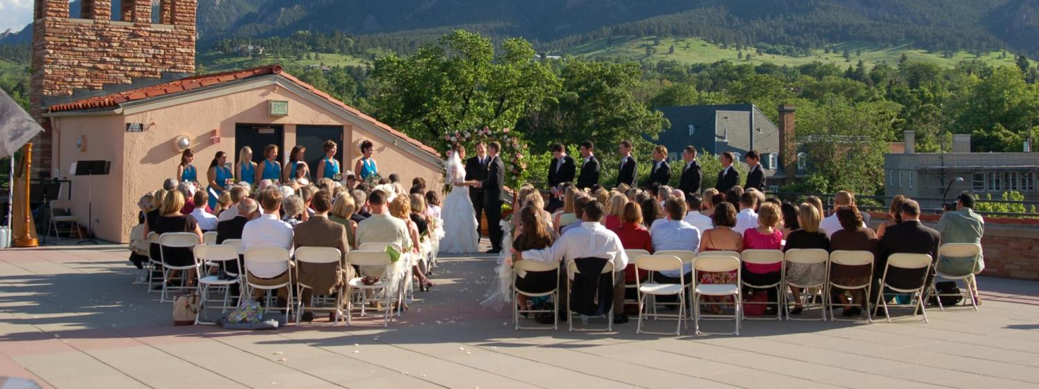 Weddings Events Planning Catering University Of Colorado Boulder