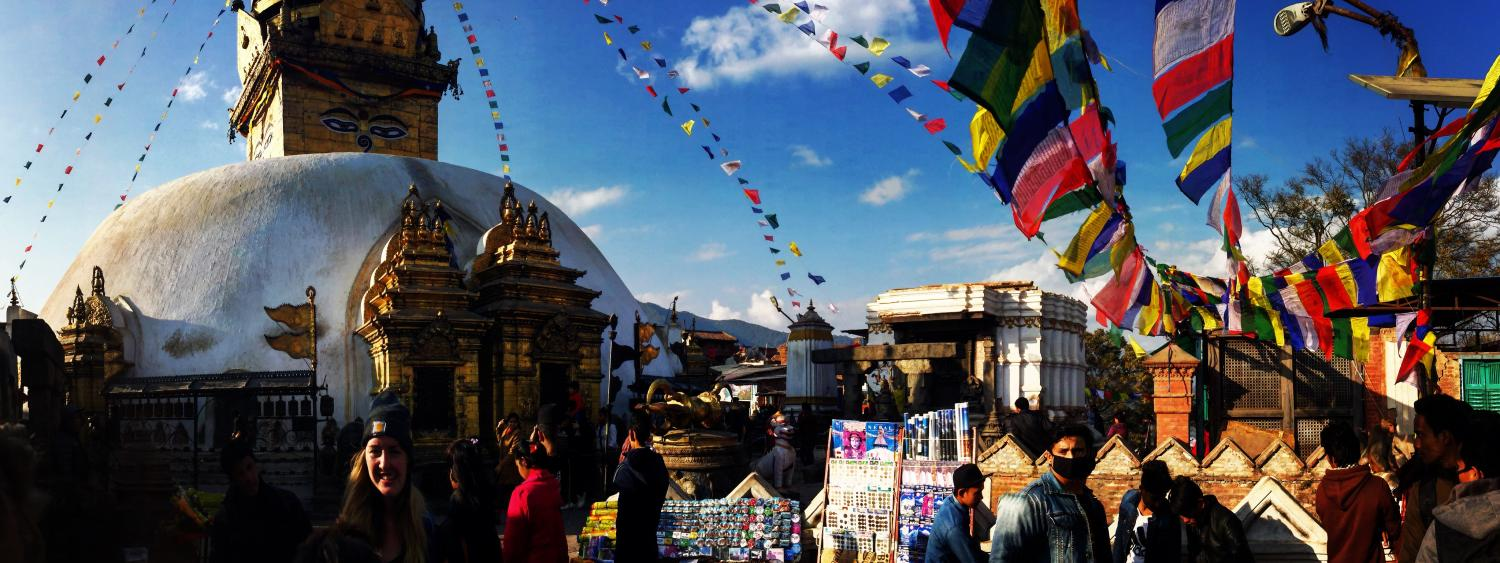 Color and Beauty of Nepal
