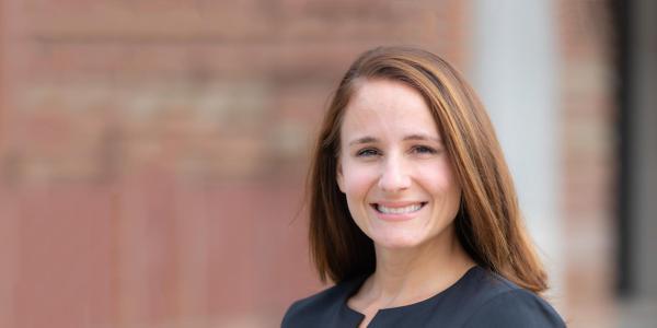 Dean of Students Sandy Jones