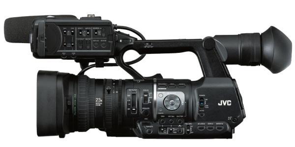 JVC GY-HM600/620