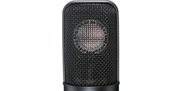 Audio-Technica AT4040 - Cardioid Large Diaphragm Studio Condenser Capacitor Microphone