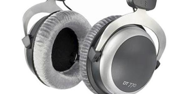 Beyerdynamic DT 770 Premium Closed-Back Stereo Studio Headphones