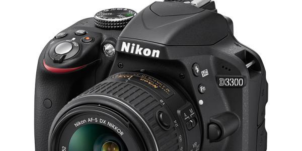 Nikon D3300 DSLR Camera