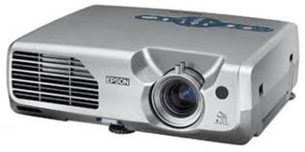 Epson Powerlite 821p projector