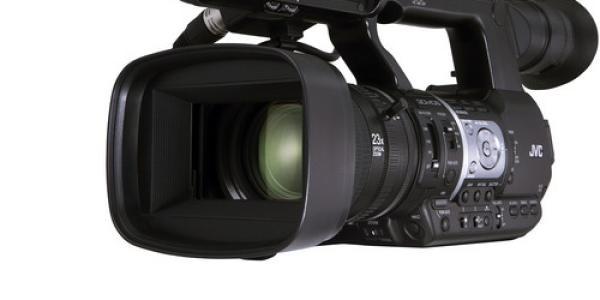 JVC GY-HM620 ProHD Mobile News Camera
