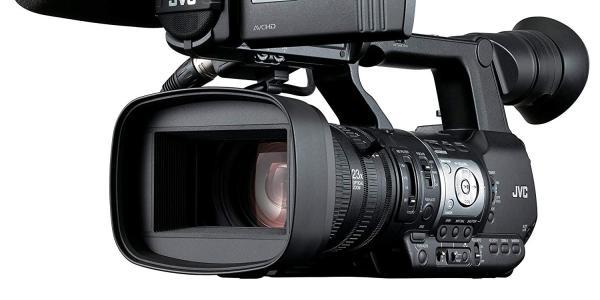 JVC GY-HM600U ProHD Handheld Camcorder
