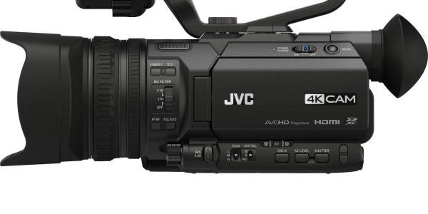 JVC GY-HM170UA