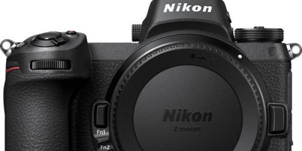 Nikon Z 6 Mirrorless Digital Camera