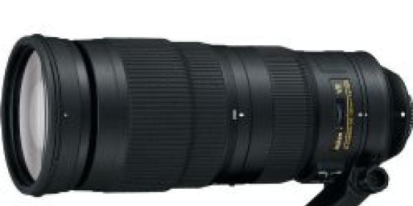 Nikon AF-S NIKKOR  200-500mm