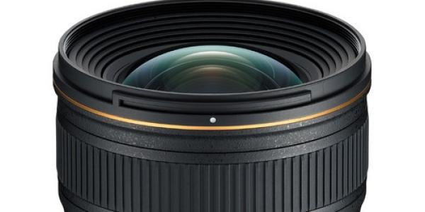 Nikon AF-S NIKKOR 24mm f/1.4G ED Lens