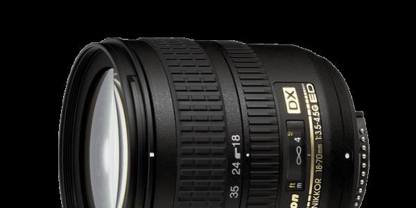 Nikon Zoom Super Wide Angle AF 18-70mm f/3.5-4.5G ED-IF AF-S DX Zoom-Nikkor Autofocus Lens