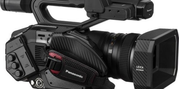 Panasonic AG-DVX200 4K Professional Camcorder