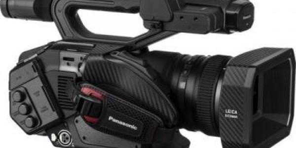 News Team Panasonic AG-DVX20