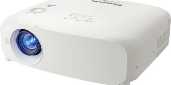 Panasonic PT-VZ470U 4400-Lumen WUXGA 3LCD Projector