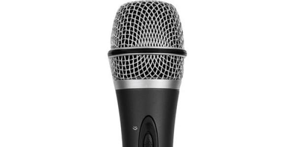 Polsen HH-IC Handheld Condenser Microphone Smartphone