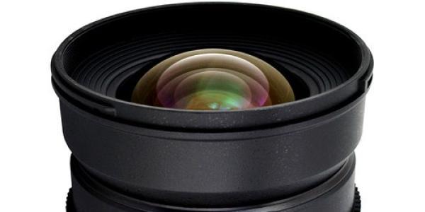 Rokinon 24mm T1.5 Cine ED AS IF UMC Lens