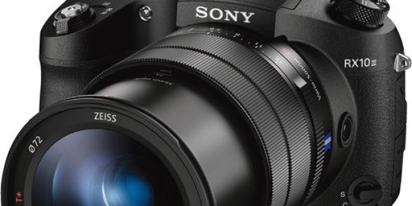 Sony DSC-RX10 III Digital Camera