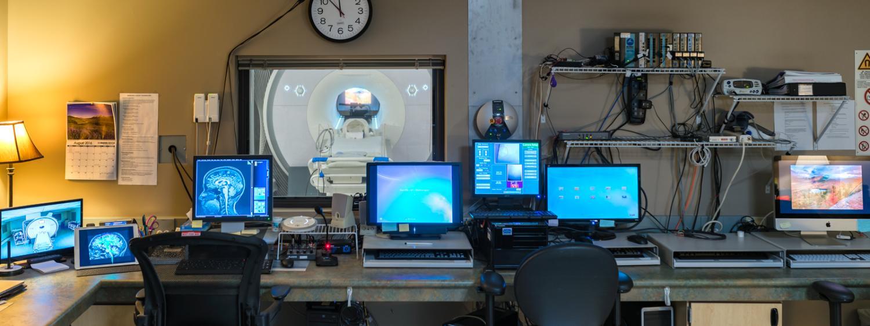 INC Facility Control Room